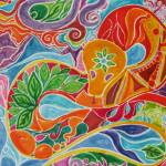 """World Serpent detail"" by yarrow"