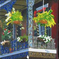 st-ann balcony in flower