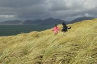 Dunes at Luskentyre, Outer Hebrides, Scotland