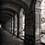 """Barcelona Arches"" by Simon_Proudfoot"