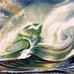 """""""Beautiful waves"""" by kevinrollins"""
