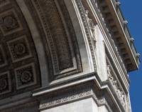 Arc de Triomphe detail #19