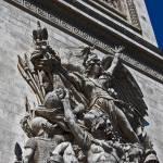"""Arc de Triomphe detail #20"" by BarbaraLin"