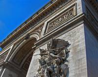Arc de Triomphe detail #21