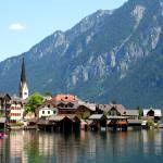 """Hallstatt - Lake"" by LefflerPhotography"