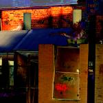 """""""Sydney Inner West Back Alley"""" by anerikz2"""