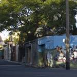 """Graffiti Wall Inner City Living"" by anerikz2"