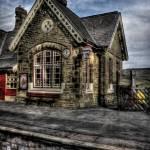 """Station House in Garsdale"" by lukehardisty"
