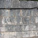 """Aztec Skulls"" by zuckerloft"