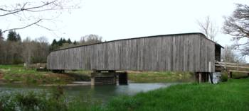Grays River Covered Bridge #09418s2.1