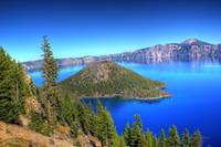 0013 Wizard Island2 Crater Lake