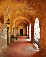 Mission Arches in San Antonio