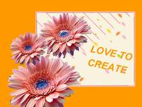 Just love to create