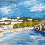 """""""Cote de Azur"""" by clou"""