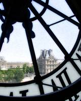 Paris d Orsay Clock