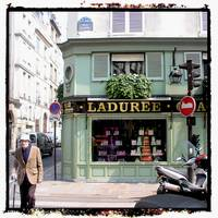 Laduree Shop Paris