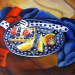 """Dots!!: Polish Pottery XIX"" by 88heather"