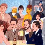 """Flappers & Philosophers"" by genegarland"