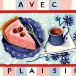 """Avec Plaisir"" by thefrencheasel"
