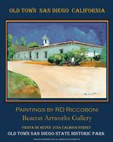 Beacon Artworks Riccoboni poster