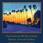 """La Jolla Sunset by RD Riccoboni™"" by BeaconArtWorksCorporation"