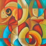 """""""Floating with rhytm"""" by martagiraldo"""