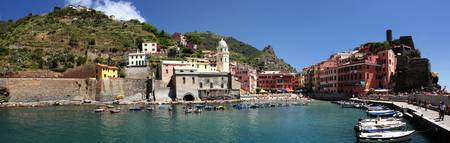 Vernazza Harbor Pano_Edit_filtered