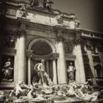 """The Ghosts of Trevi Fountain"" by scingram"