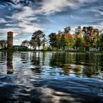"""Belltower Reflections"" by Swackman"