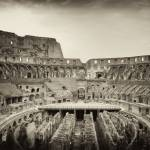 """The Ancient Coliseum"" by scingram"