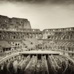 """The Ancient Coliseum"" by scingram"