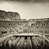 The Ancient Coliseum Art Prints & Posters by Scott Ingram