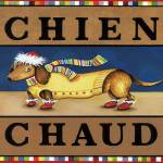 """Chien Chaud"" by thefrencheasel"