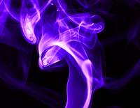 Smoke abstract