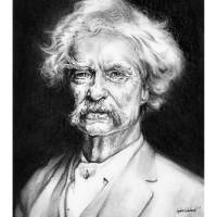 Mark Twain Art Prints & Posters by Stephen Schuknecht