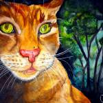 """""""Tigger of the Gardens"""" by ChrisCrowley"""