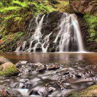 Lower Fairy Falls Art Prints & Posters by Rob Outram