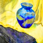 """blue vase"" by randreeva"