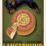 """""""Langerhund Feiner Kase"""" by OtisNewVintage"""