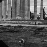 """Adespota at the Temple of Zeus, Athens, Greece"" by bhneely"