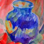 """blue vase 2"" by randreeva"