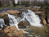 Greenville Waterfall