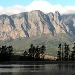 """somerset west-mountain study"" by cornelius"