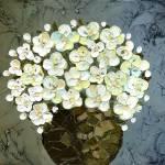 """""""White Flowers"""" by modernhouseart"""