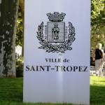 """Saint Tropez Sign"" by dplum"