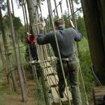 """Go Ape Assault Course"" by dplum"
