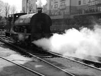 Steam Train Bristol