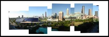 Centennial Park - Atlanta (Panoramic)