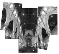 Christchurch : Church - New Zealand (Panoramic)