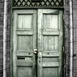 """""""Green Door"""" by loveandcoffee"""